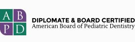 Diplomate Alabama Board of Pediatric Dentistry logo